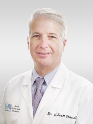 J. Scott Stancill, DPM Podiatrist Greenville NC